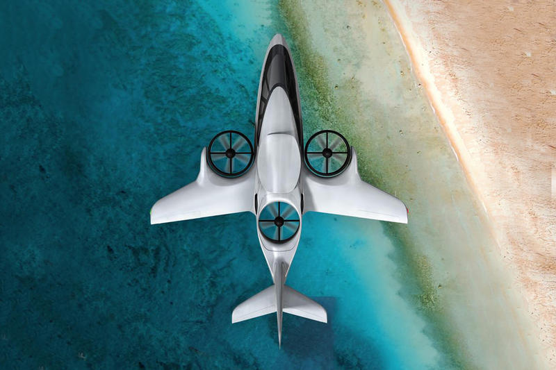 The TriFan 600 Is a Private Jet Helicopter Hybrid