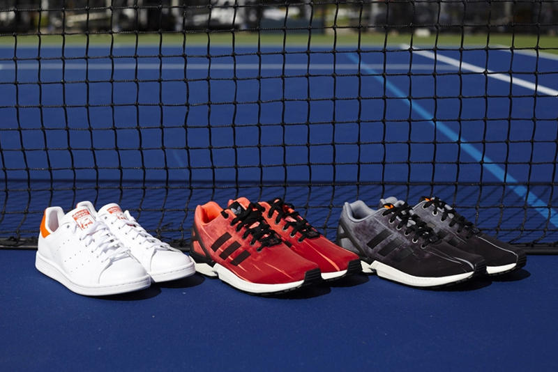US Open adidas Stan Smith ZX Flux 2015 Pack  229db281f