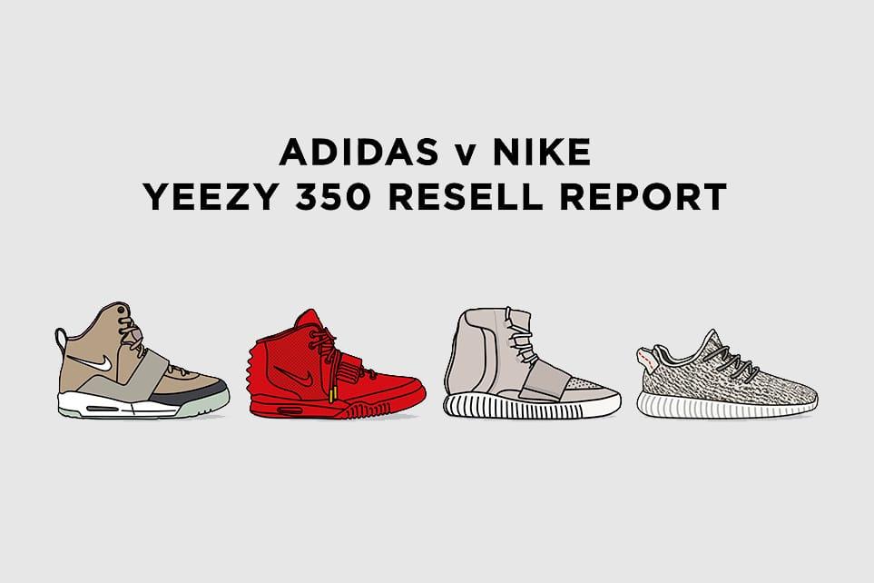 yeezy nike adidas