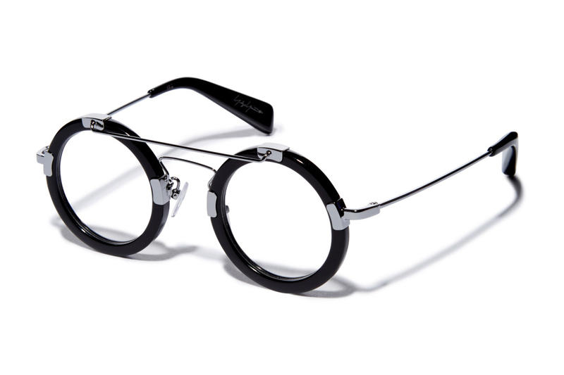 865b86115 The storied Japanese designer releases a line of equally contemporary  eyewear.