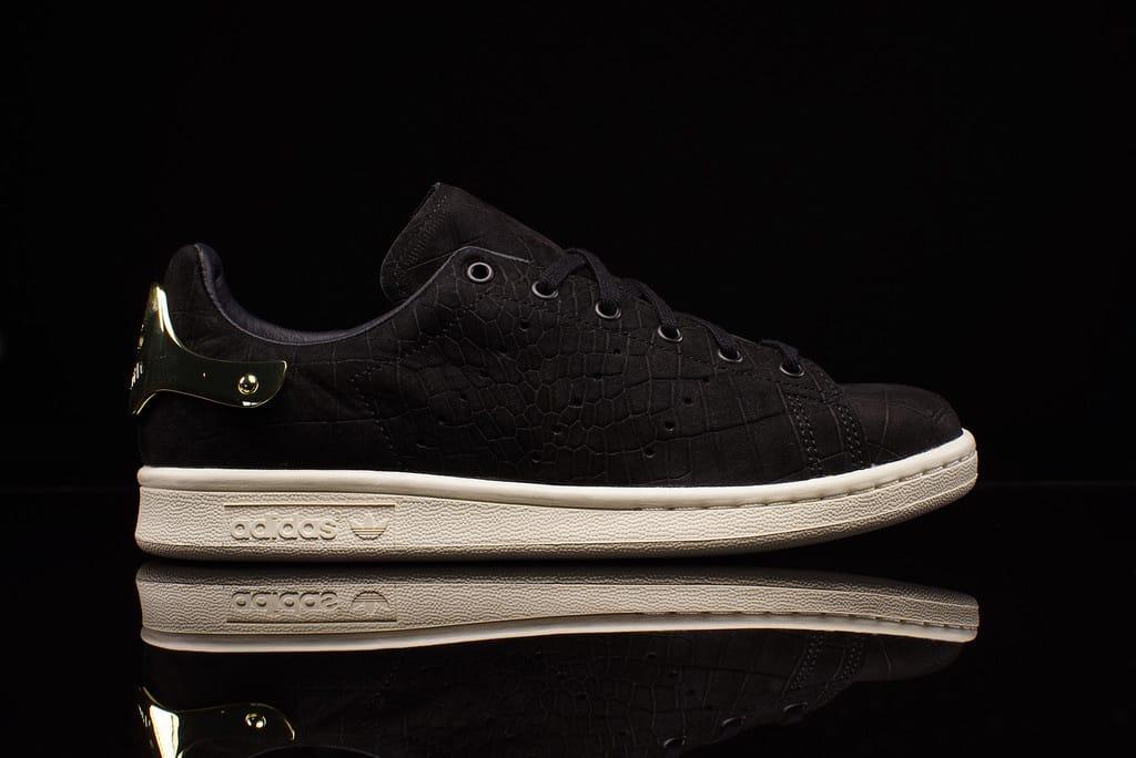 adidas Originals Stan Smith Metal Black