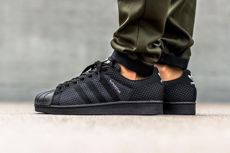 detailed look 27fab 32063 adidas Originals Superstar Weave