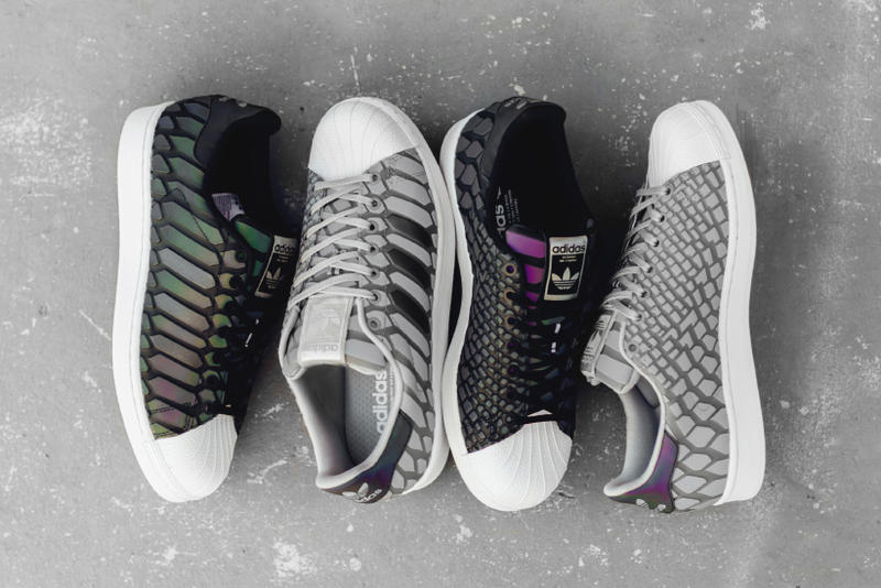 "adidas Originals Superstar ""XENO"" Pack"