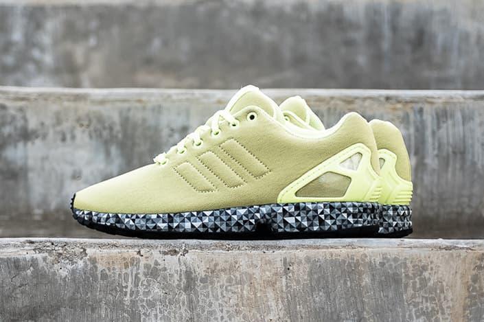 acheter pas cher 05efe bc3c5 adidas Originals ZX Flux Frost Yellow | HYPEBEAST
