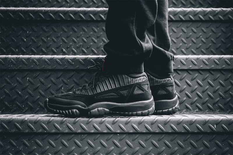 A Closer Look at the Air Jordan 11 IE Low