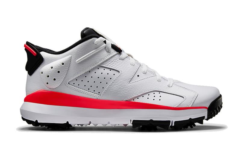 df7dbebb708e6d The Air Jordan 6 Is Now a Golf Shoe