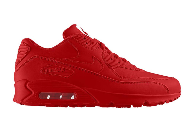 975ec1acde72 Nike Air Max 90 Hyperfuse. All-Red Air Maxes Are Now Here