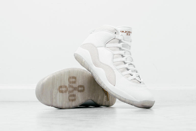 8617831fbf0 A Closer Look at the Drake x Air Jordan 10 Retro