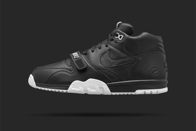 finest selection 2433b 13e78 21 Mercer Drops Two More fragment design x NikeLab Air Trainer 1 Colorways
