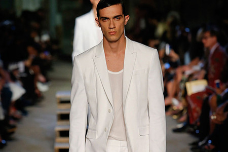 Givenchy 2016 Spring/Summer Collection Second Showing