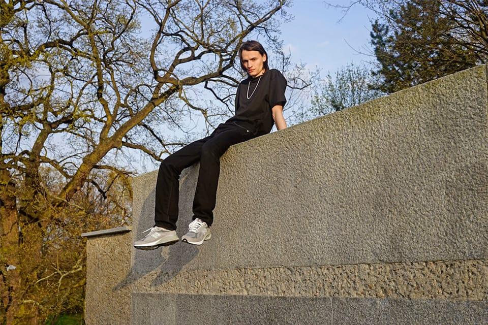 Gosha Rubchinskiy New Balance 990V3 GQ