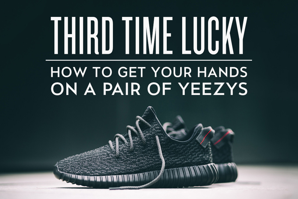 best place to get yeezys
