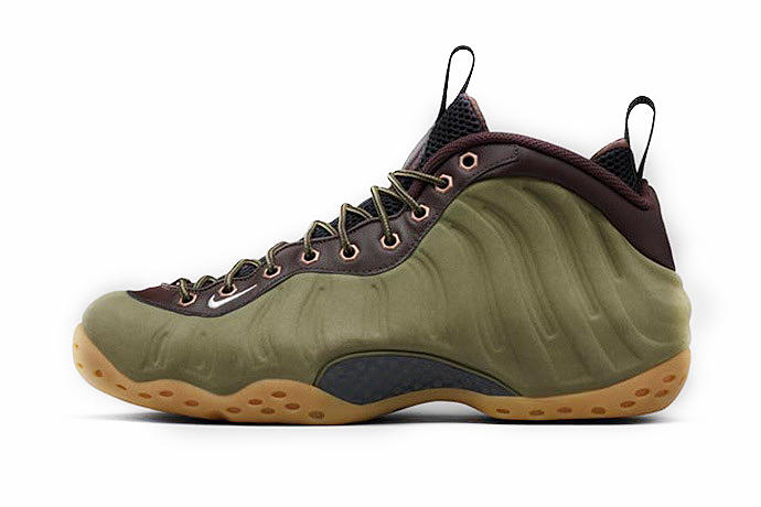 """Nike Air Foamposite One PRM """"Olive"""""""