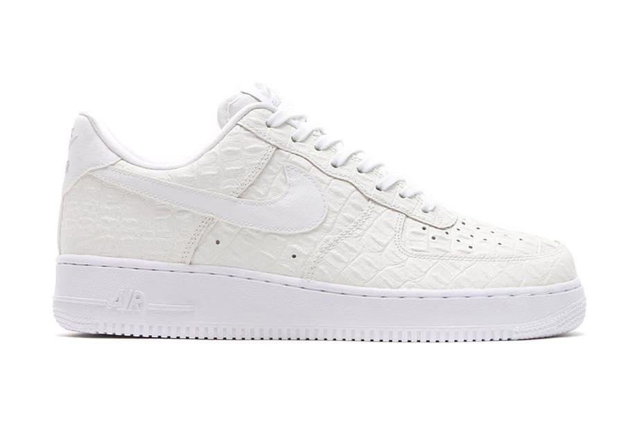 nike air force 1 lv8 white croc