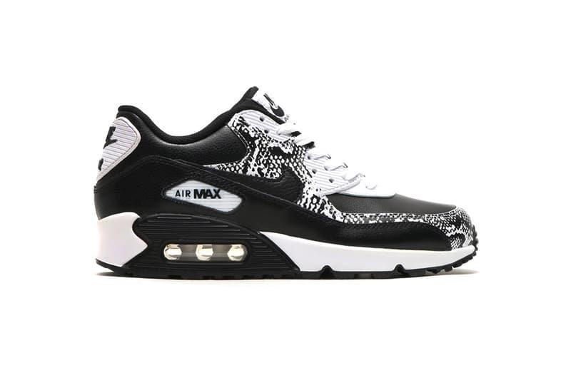 premium selection d8449 93c25 Nike Air Max 90 PRM Leather GS
