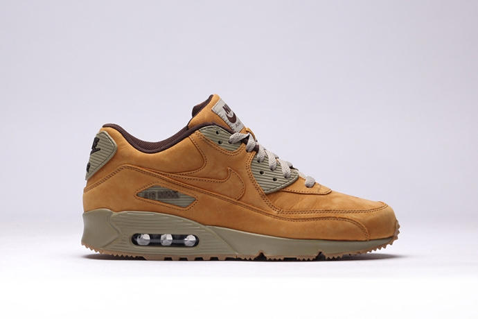 ff0924606 The Air Max 90 silhouette attains some much needed feature upgrades for the  colder months ahead.