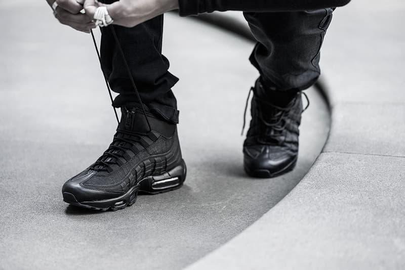 reputable site b68f0 02fdb Nike Air Max 95 Sneakerboot | HYPEBEAST