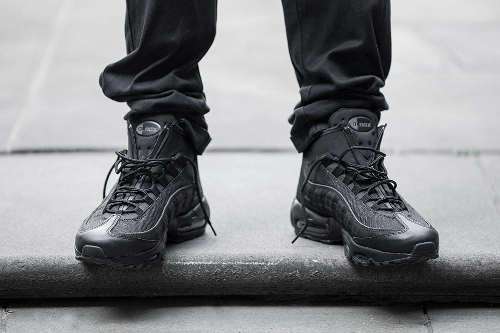 Nike Air Max 95 Sneakerboot Hypebeast