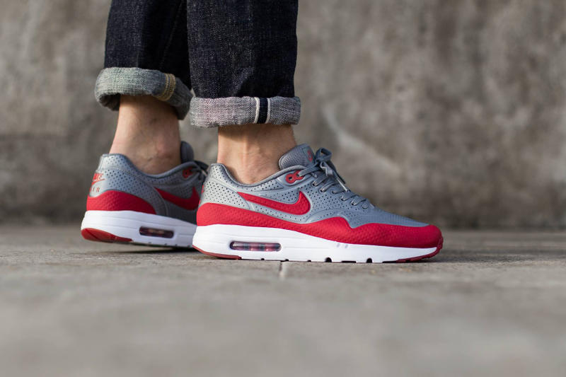 huge selection of 384f2 3f0ac The new colorway for the Air Max 1 Ultra Moire silhouette is a Nike  favorite.
