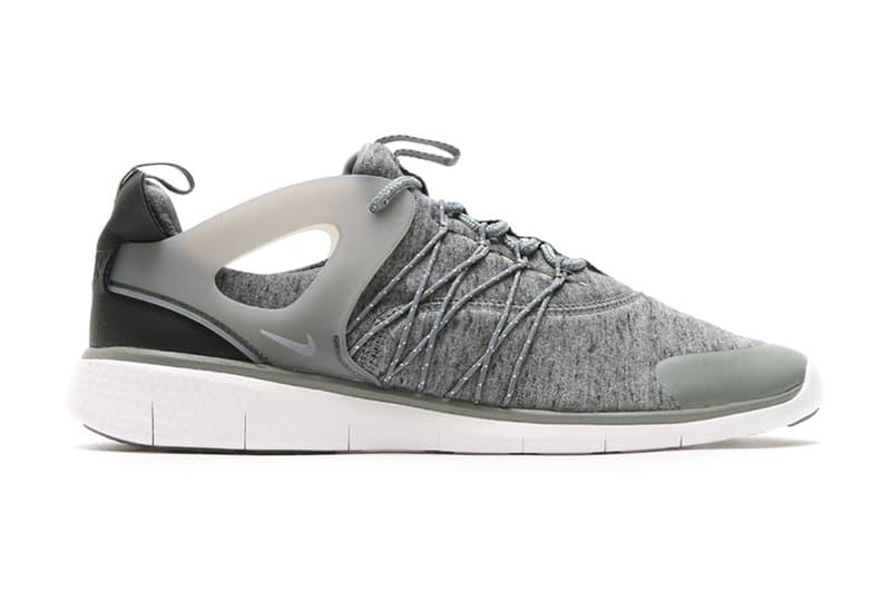 new york 36563 6368c The sleek Viritous gets the addition of Nike s Tech Fleece.