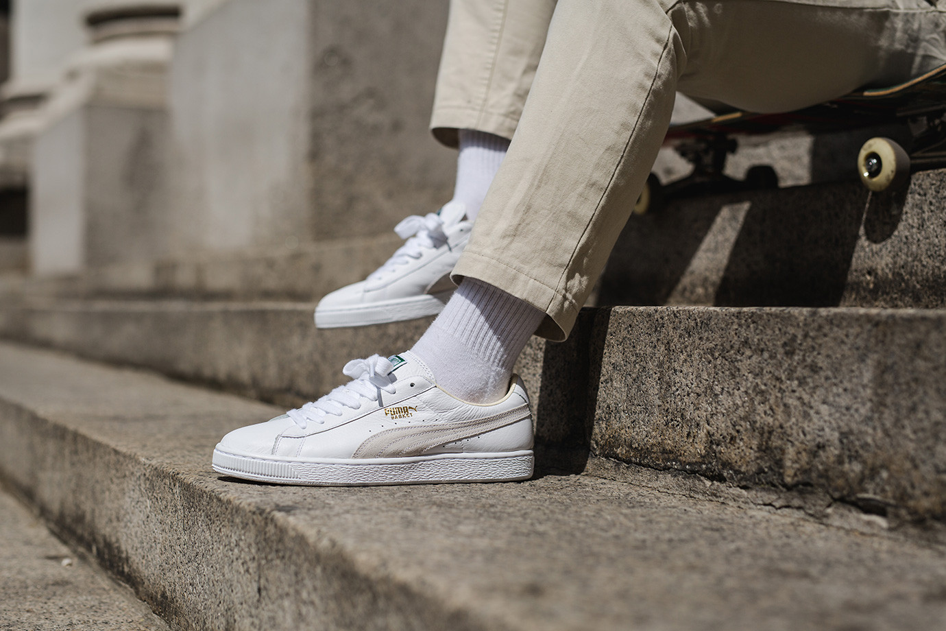 PUMA Sportstyle Suede and Basket