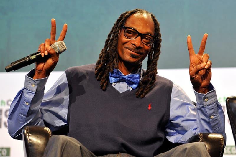 Snoop Dogg Launches Marijuana-Themed Lifestyle Website