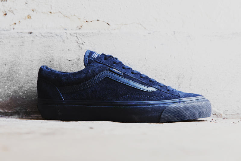 82e753f79f WTAPS and Vans Vault Collaborate for 2015 OG Sk8-Hi LX and OG Style ...