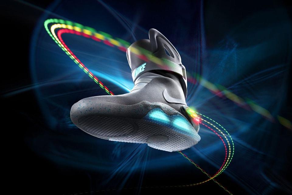 39e4ad2735606c Sole Collector 15 Facts Nike MAG Back Future