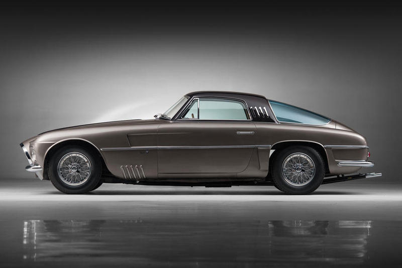 The Ultra-Rare Ferrari Vignale Is Put up for Auction