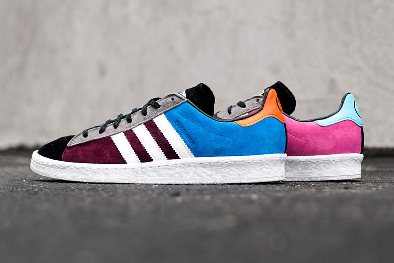 revendeur 63859 30a28 adidas Originals by THE FOURNESS Campus 80s | HYPEBEAST
