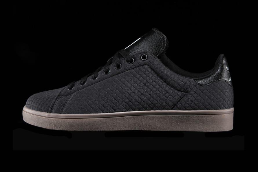 adidas originals stan smith vulc suede sneaker