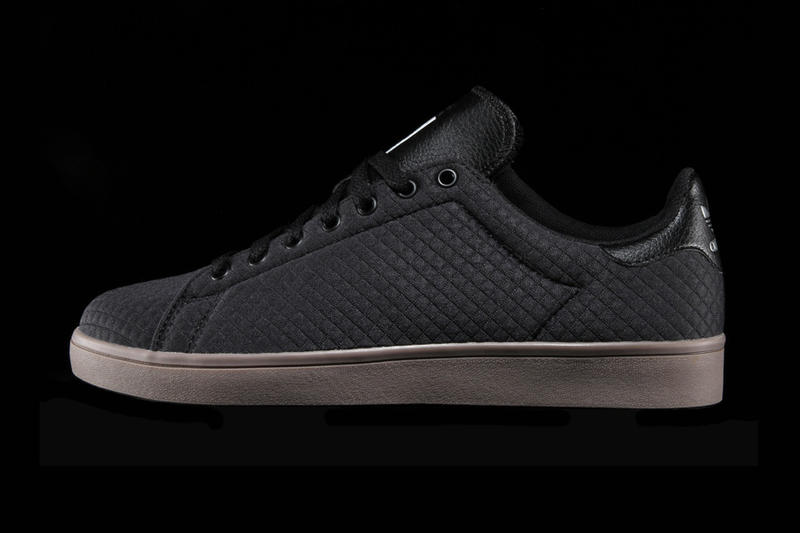 new style 8b012 af914 adidas Stan Smith Vulc Black Sneaker | HYPEBEAST
