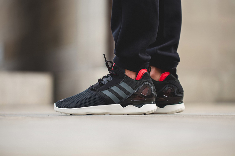 reputable site f25d5 fad0f adidas Originals ZX 8000 Boost Jungle Ink Core Black Cream