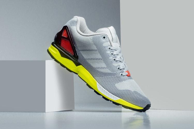detailed look c2bfa f35f2 adidas Originals ZX Flux Weave