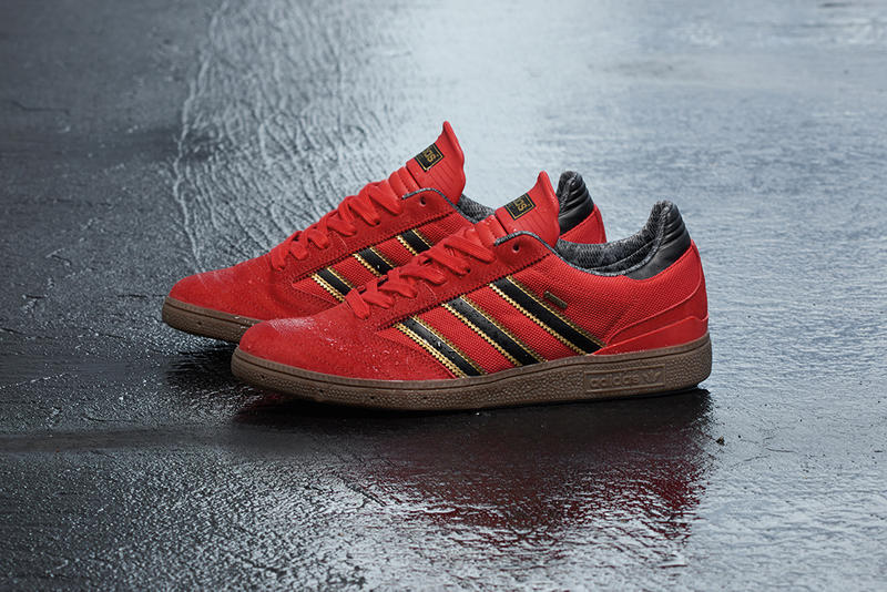 factory authentic 2c40a 33059 adidas Skateboarding Busenitz Pro GORE-TEX. A waterproof skate shoe for the  autumn rain.