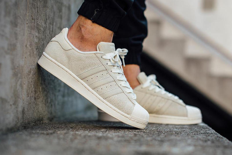 33c03c135a6ad adidas Superstar Core White Sneaker