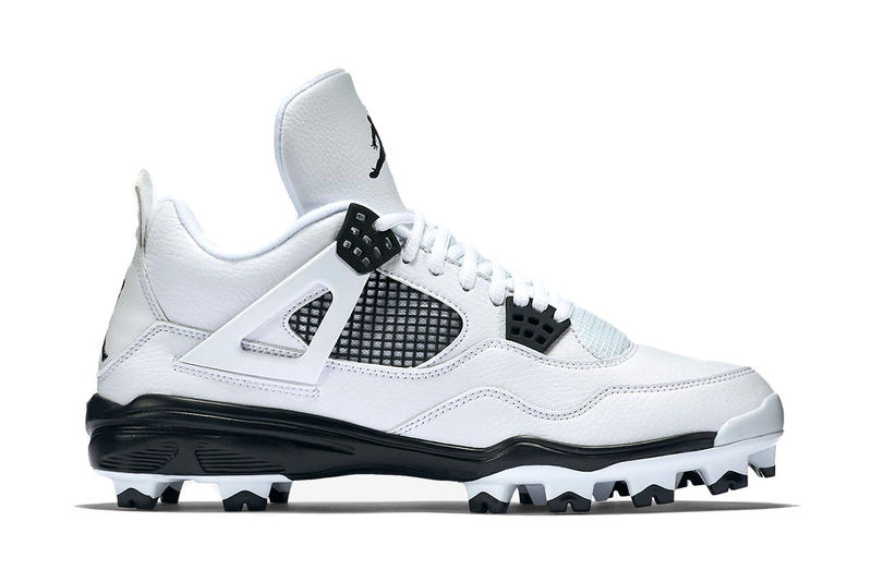 new style 02e78 bdf55 Air Jordan IV Retro MCS Baseball Cleats