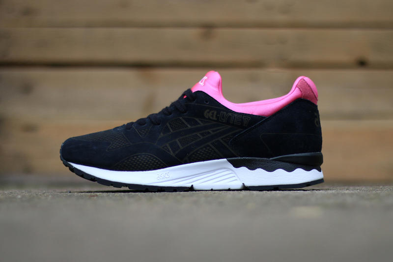 new concept 92467 79426 The GEL-Lyte Vs get its stitches replaced with laser etching.