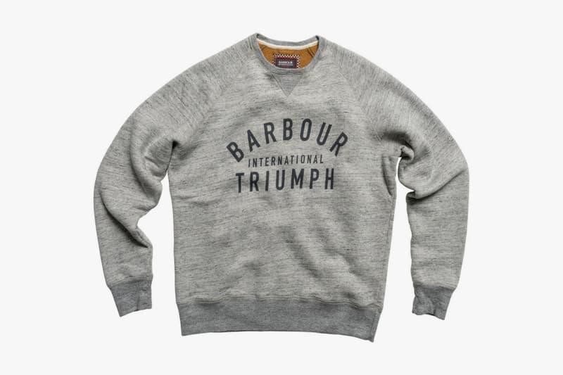 3d5b00df3 Barbour Triumph Steve McQueen Collection   HYPEBEAST
