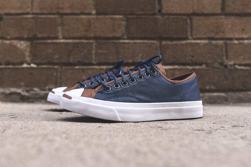 c167309746b3d3 Converse Jack Purcell Nighttime Navy Tobacco
