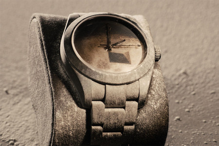"Daniel Arsham x Bamford Watch Department Rolex Milgauss ""The Black Moon"""