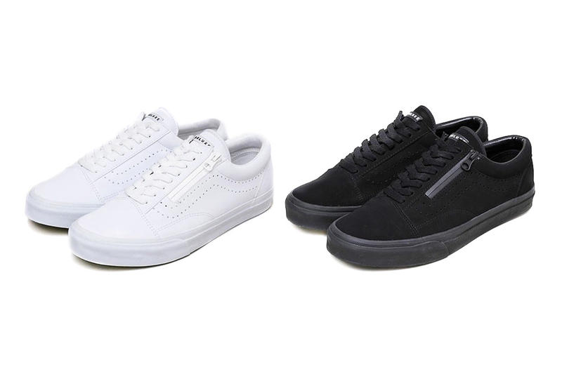 db8c5b93ab Deluxe x Vans 2015 Fall Winter Zip Old Skool