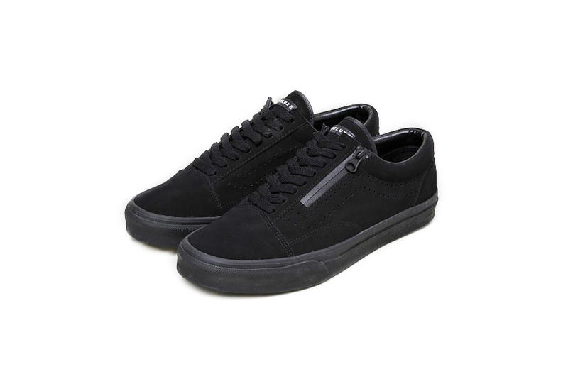 a9acd633bc Deluxe x Vans 2015 Fall Winter Zip Old Skool. Keeping it simple. 1 of 3. 2  of 3. 3 of 3