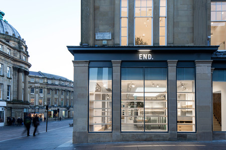 End Clothing Opens Flagship Store in Newcastle