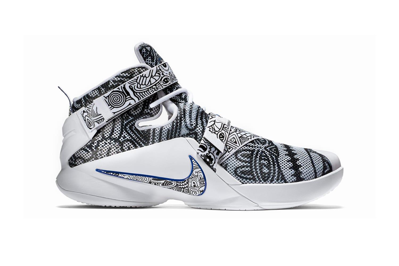 Freegums Nike Zoom Soldier 9 | HYPEBEAST