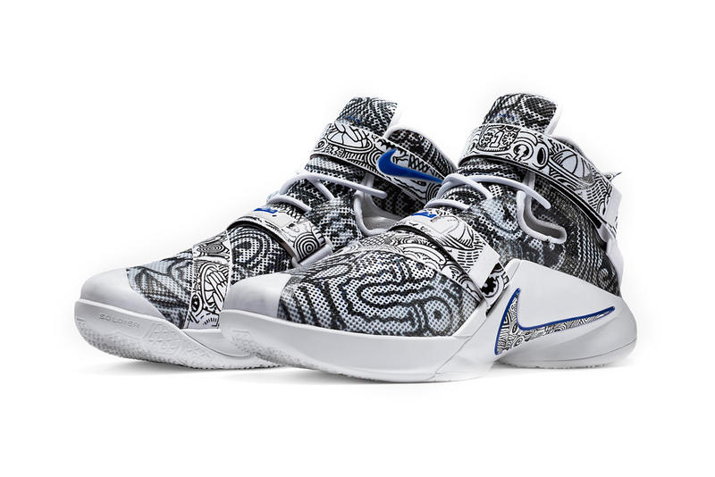 new product 8e28b cd3b5 Freegums Nike Zoom Soldier 9   HYPEBEAST