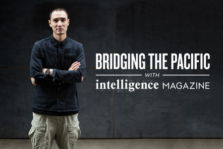 HAVEN\'s Arthur Chmielewski on Bridging the Pacific With 'intelligence' Magazine