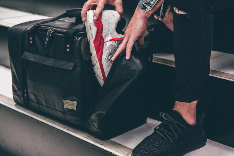 7c92a4cd82a7c9 HEX Unveils the Perfect Duffel for Sneakerheads
