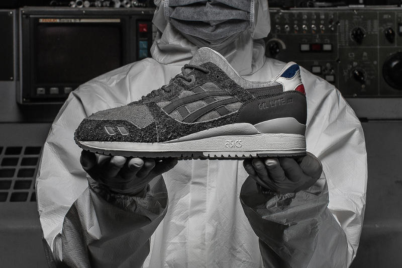 finest selection c8b7f 3c818 INVINCIBLE x ASICS Tiger Gel-Lyte III Formosa | HYPEBEAST