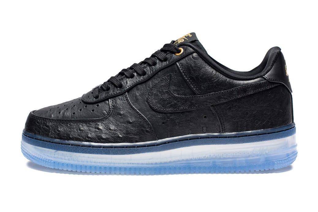 Nike Air Force 1 Comfort Lux Low Black